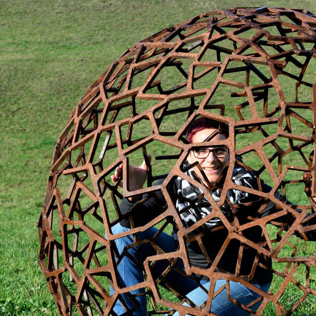 Ausstellung Skulpturen